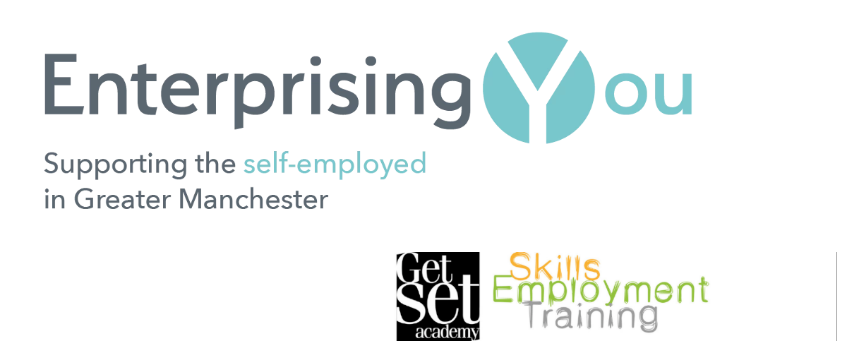 Enterprising You and Get SET Academy logos